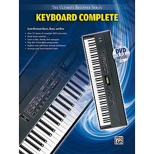 Ultimate Beginner Series: Keyboard Complete (DVD)