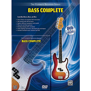 Ultimate Beginner Series: Bass Complete (DVD)