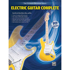 Ultimate Beginner Series: Electric Guitar Complete (DVD)