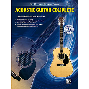 Ultimate Beginner Series: Acoustic Guitar Complete (DVD)