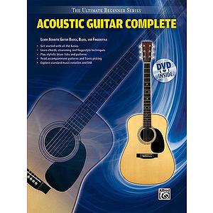 Ultimate Beginner Series: Acoustic Guitar Complete (DVD)