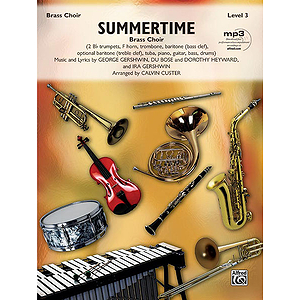 Summertime (from Porgy and Bess)