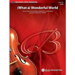 (What a) Wonderful World
