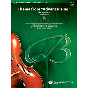 "Theme from Advent Rising (""Bounty Hunter"")"