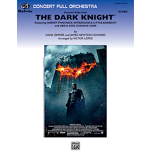 Concert Suite from The Dark Knight
