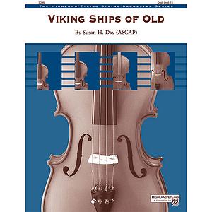 Viking Ships of Old
