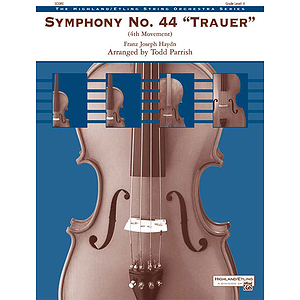 Symphony No. 44 &quot;Trauer&quot; (4th Movement)