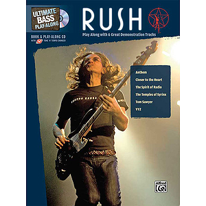 Ultimate Bass Play-Along: Rush