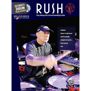 Ultimate Drum Play-Along: Rush