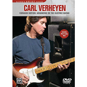 Carl Verheyen: Forward Motion (DVD)