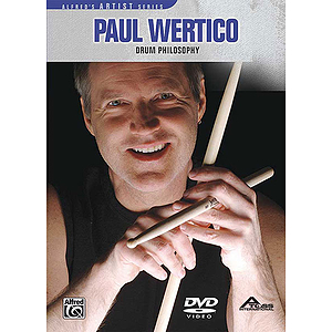 Paul Wertico: Drum Philosophy (DVD)