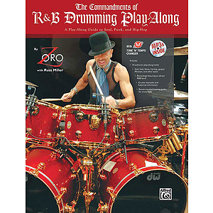 The Commandments of R&B Drumming Play-Along