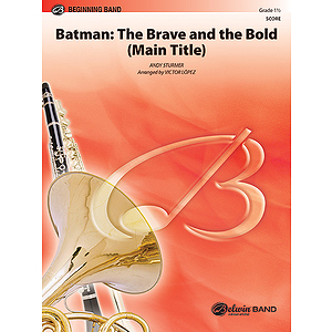 Batman: The Brave and the Bold (Main Title)