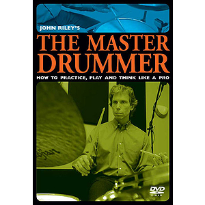 John Riley's The Master Drummer (DVD)