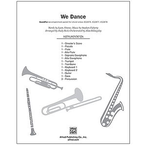 We Dance (from the musical Once on This Island)
