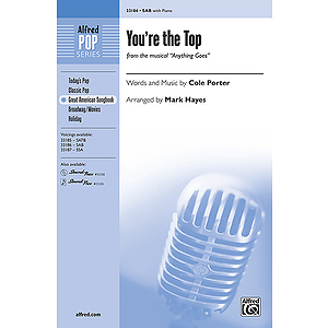 You're the Top (from the musical Anything Goes)