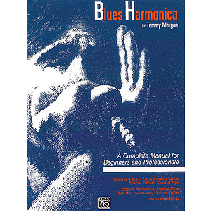 Blues Harmonica - Book