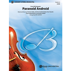Paranoid Android (from OK Computer)