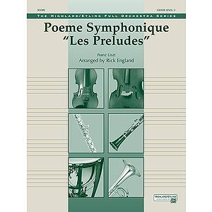 """Poeme Symphonique """"Les Preludes"""