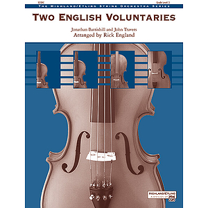 Two English Voluntaries
