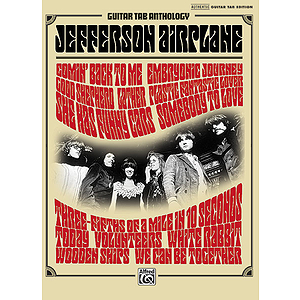 Jefferson Airplane: Guitar TAB Anthology