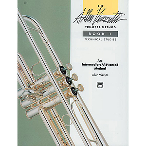 The Allen Vizzutti Trumpet Method - Book 1 (Technical Studies)