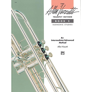 The Allen Vizzutti Trumpet Method - Book 2 (Harmonic Studies)