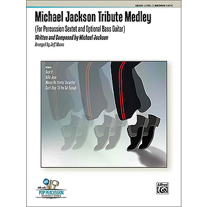 Michael Jackson Tribute Medley