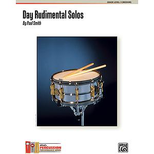 Day Rudimental Solos