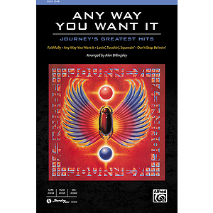 Any Way You Want It: Journey&#039;s Greatest Hits