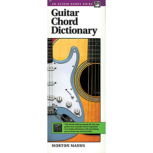 Guitar Chord Dictionary (Handy Guide)