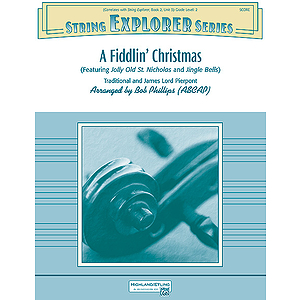 A Fiddlin' Christmas