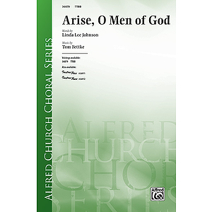 Arise, O Men of God