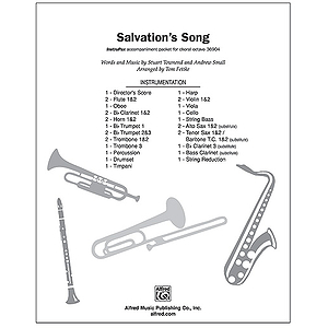 Salvation's Song