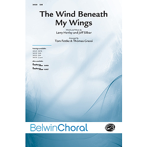 The Wind Beneath My Wings