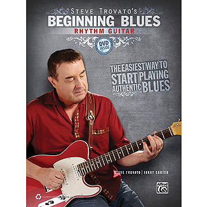Steve Trovato's Beginning Blues Rhythm Guitar (DVD)