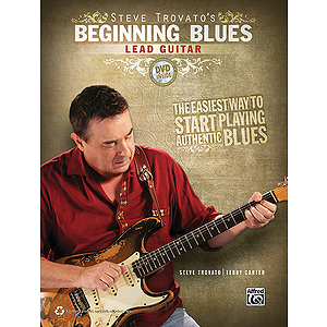 Steve Trovato's Beginning Blues Lead Guitar (DVD)