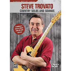 Steve Trovato: Country Solos and Sounds (DVD)