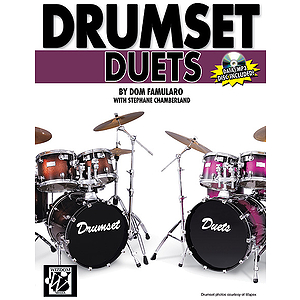 Drumset Duets