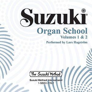 Suzuki Organ School CD, Volumes 1 & 2