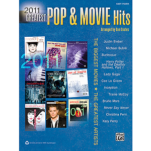 2011 Greatest Pop &amp; Movie Hits