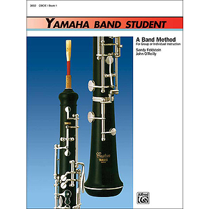 Yamaha Band Student, Book 1: Oboe