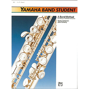 Yamaha Band Student, Book 1: Bb Trumpet/Cornet
