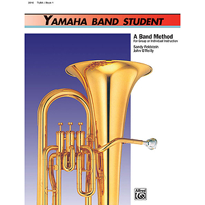 Yamaha Band Student, Book 1: Tuba