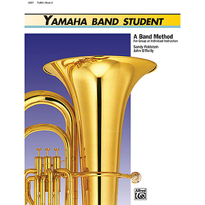 Yamaha Band Student, Book 2: Tuba