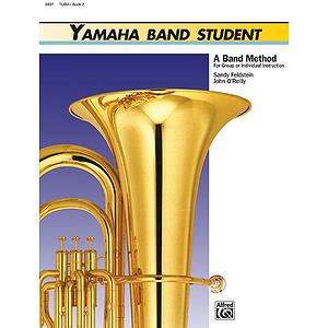 Yamaha Band Student, Book 2: Tuba