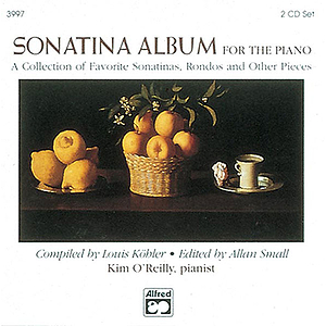 Sonatina Album (Compiled By Khler) - 2 CDs