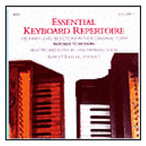 Essential Keyboard Repertoire, Volume 1 - CD
