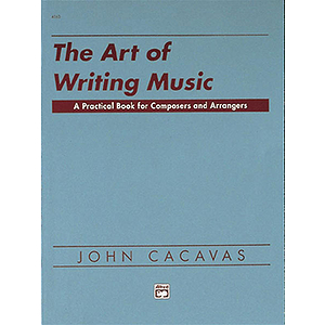 Art of Writing Music, the - Softcover