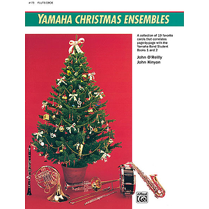 Yamaha Christmas Ensembles: Flute, Oboe